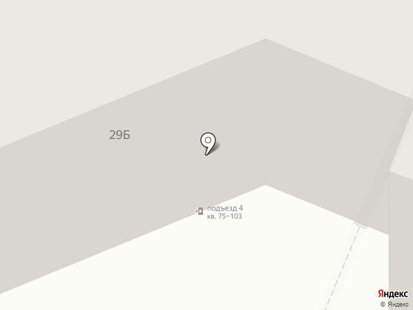 Дата Центр на карте Хабаровска