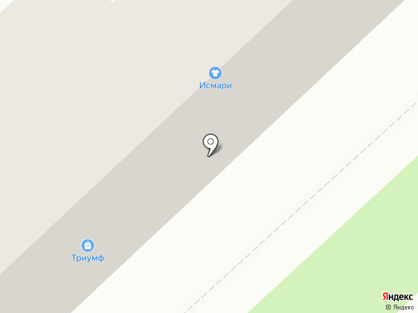 Отдел аварийно-спасательной службы на карте Хабаровска