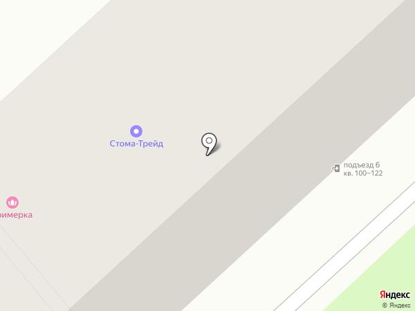 СЭД на карте Хабаровска