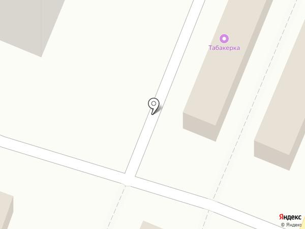 Мега ДВ 25 на карте Хабаровска