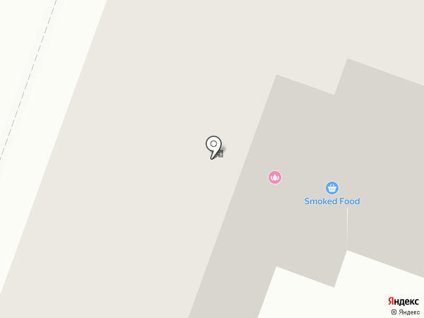 Де Люкс-сервис на карте Хабаровска