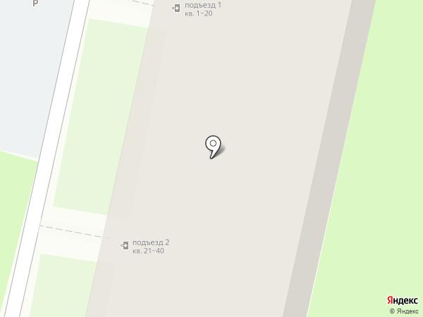 Авто-ГРАФ на карте Хабаровска