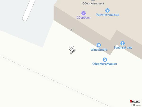 Цыпа на карте Хабаровска