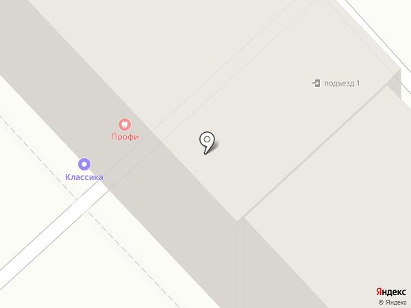 Амон, ТСЖ на карте Хабаровска