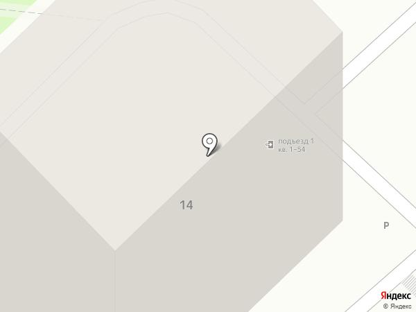 Стелс на карте Хабаровска