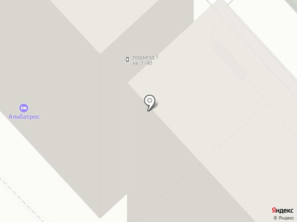 Сапфир, ТСЖ на карте Хабаровска