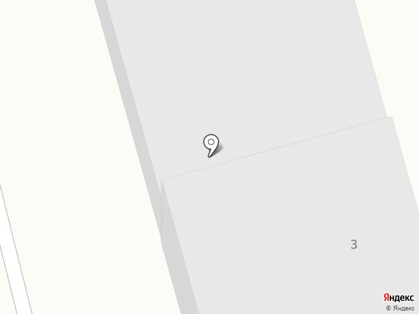 ГОСТ на карте Хабаровска