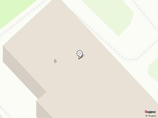 Оскар на карте Хабаровска