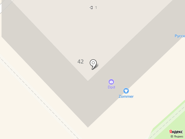 ZOMMER на карте Хабаровска