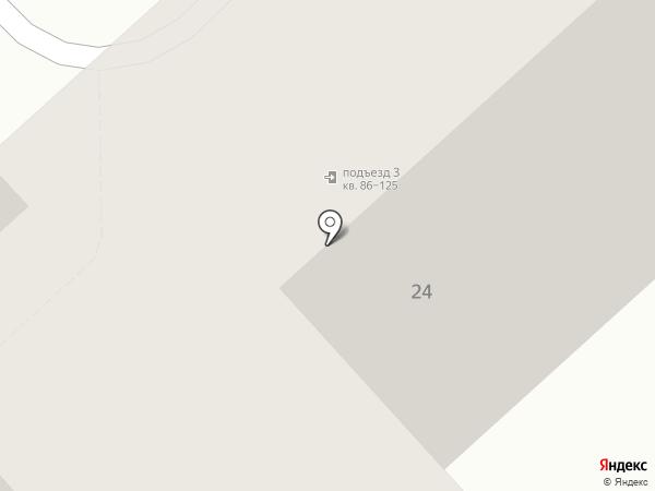 Eliza на карте Хабаровска