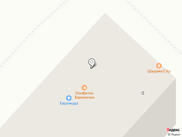 Ингосстрах, СПАО на карте Хабаровска
