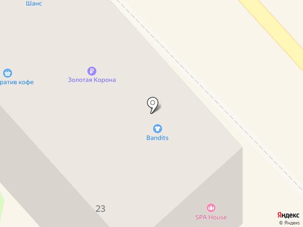 Gallery Shop на карте Хабаровска