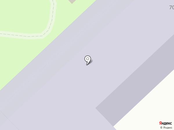 IQ принт на карте Хабаровска