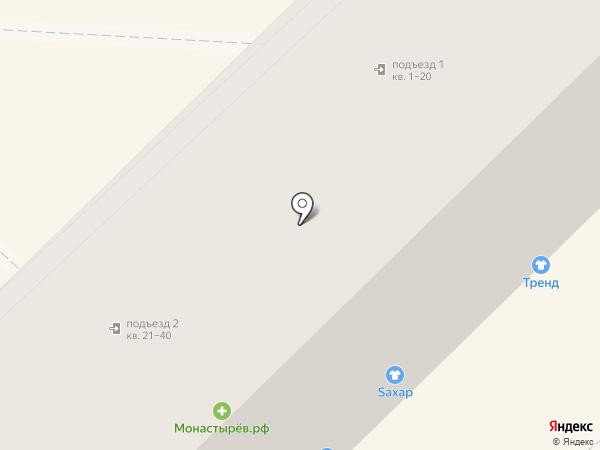 JaneArt на карте Хабаровска