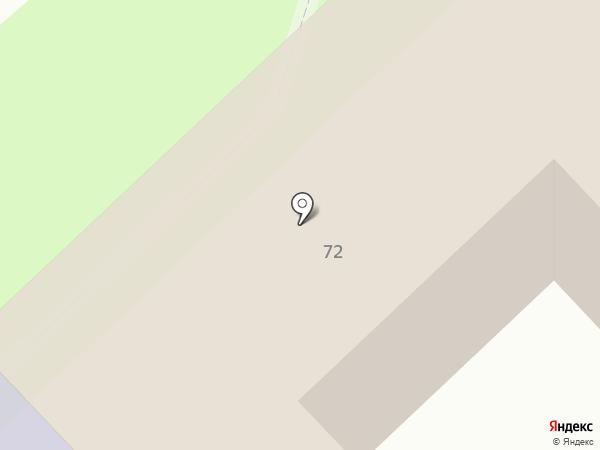 Ложка на карте Хабаровска