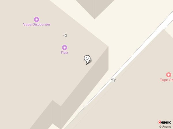 Мон Амур на карте Хабаровска