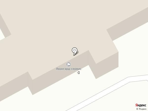 Цяньлун на карте Хабаровска