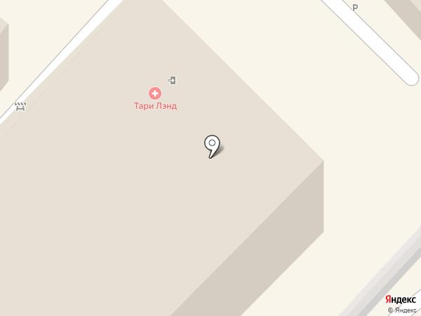 Патч на карте Хабаровска