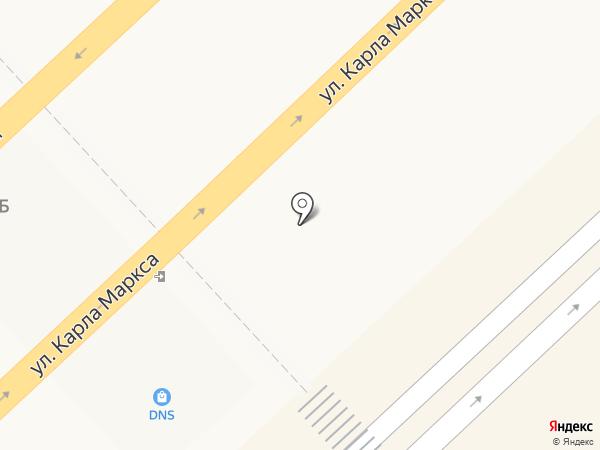 ДНС на карте Хабаровска
