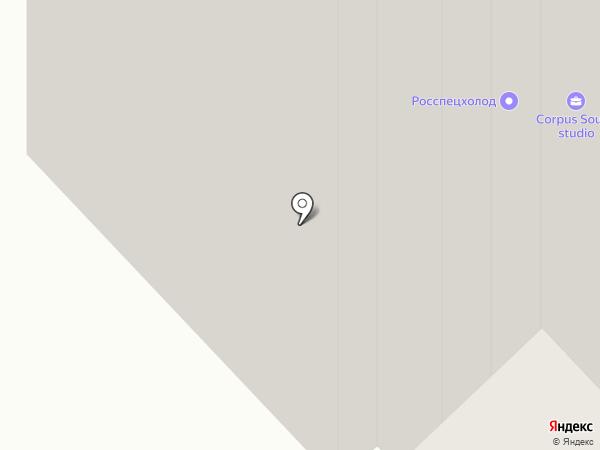 Кактус на карте Хабаровска