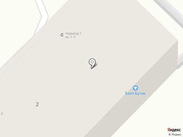 Бьянка на карте Хабаровска