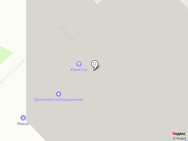 Компания ОЖКХ на карте Хабаровска