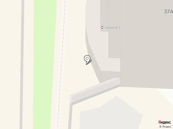 Хлопок на карте Хабаровска