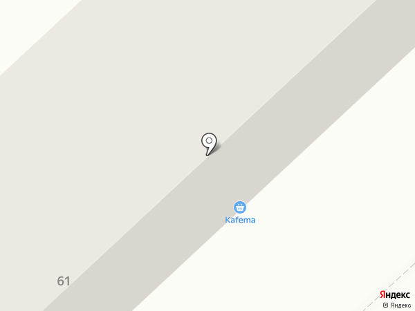 Совкомбанк, ПАО на карте Хабаровска