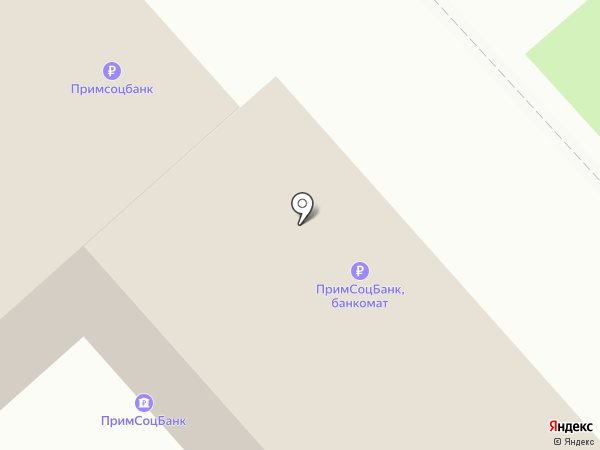Транспортная компания на карте Хабаровска