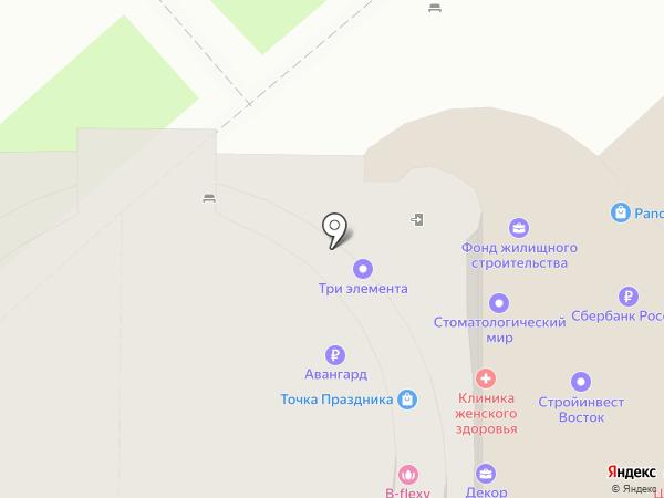 РегионДВ на карте Хабаровска