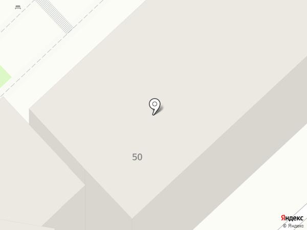 Афродита на карте Хабаровска