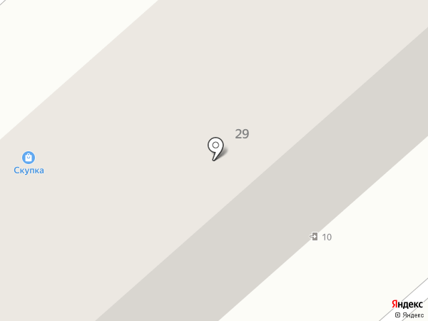 Аладдин на карте Хабаровска