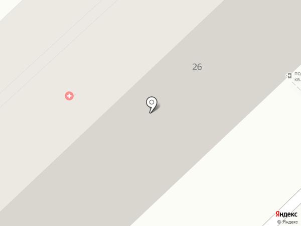 Техноимп на карте Хабаровска