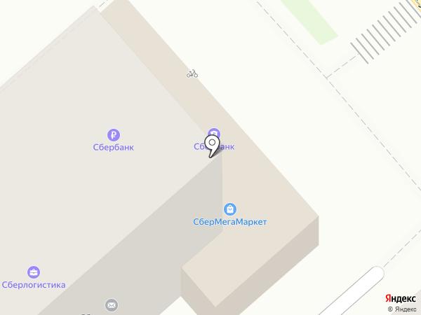 Банкомат, Сбербанк, ПАО на карте Хабаровска