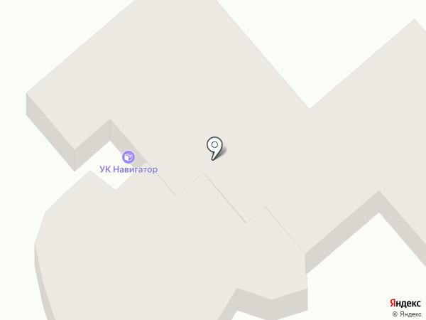 Луч, ТСЖ на карте Хабаровска