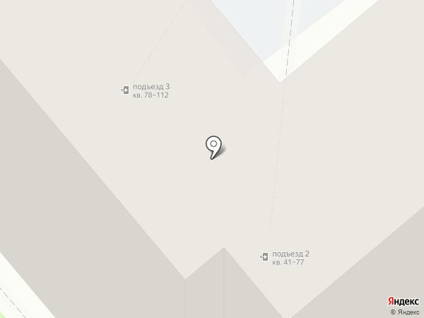 Донской, ТСЖ на карте Хабаровска