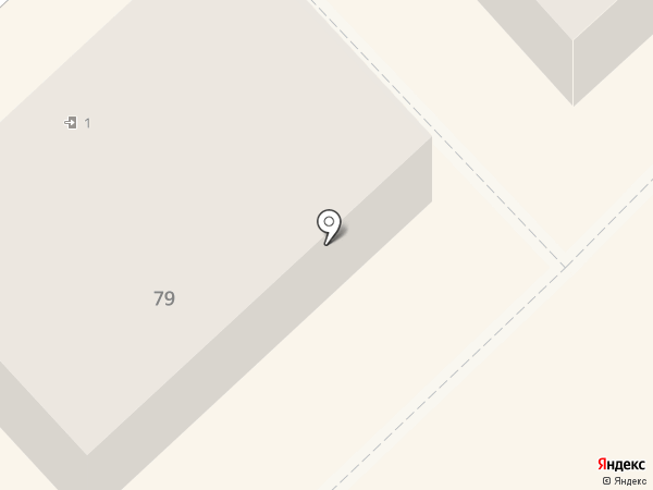 City Style на карте Хабаровска
