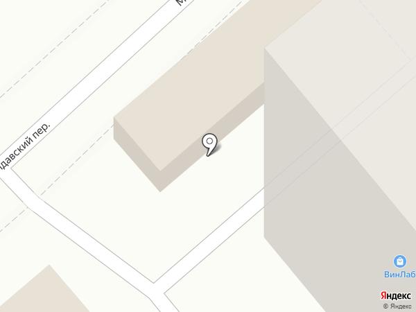 Магазин на карте Хабаровска