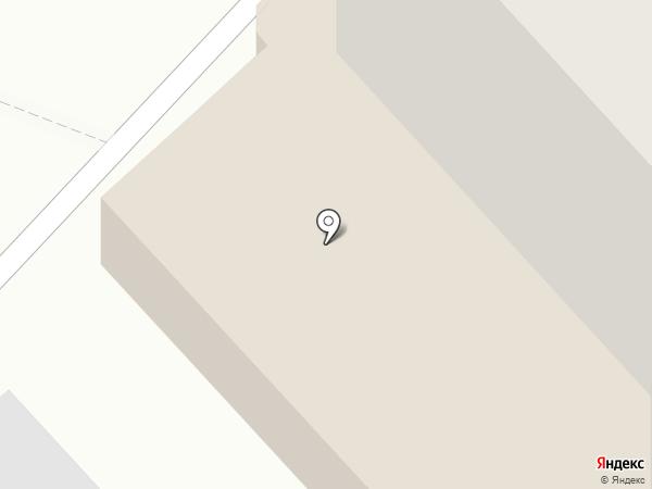Союз таэквон-до на карте Хабаровска