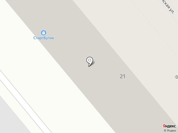 ТехАльп Инспекция на карте Хабаровска