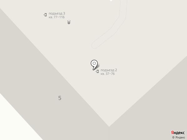 АВТОГРАФ на карте Хабаровска