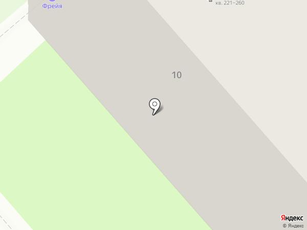 ФИЛ-ТРЕЙД на карте Хабаровска