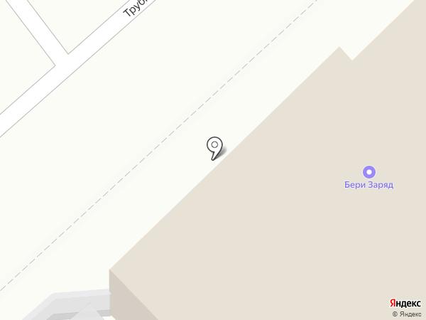 АВТО-ПЛЮС на карте Хабаровска