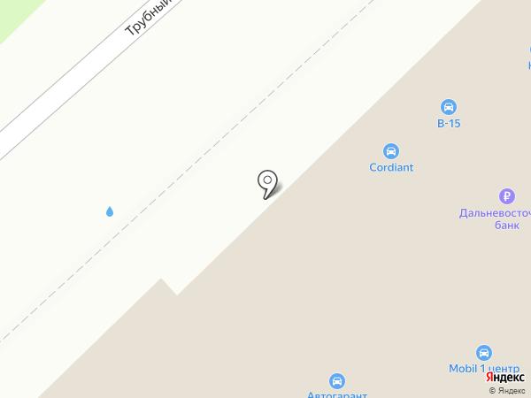 Оптово-розничная компания на карте Хабаровска