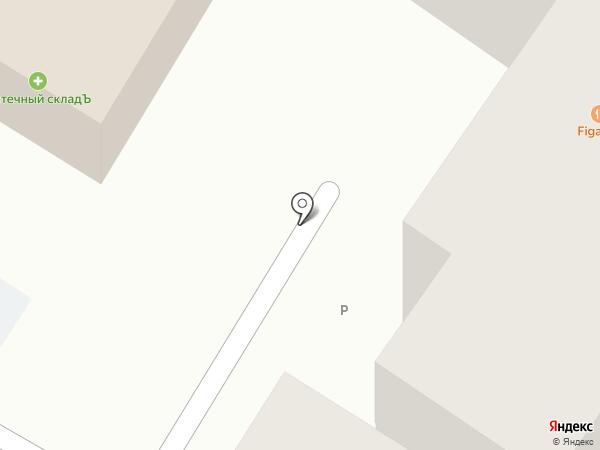 АБСОЛЮТ-ДВ на карте Хабаровска