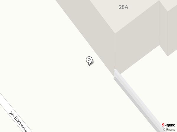 Pit Stop на карте Хабаровска