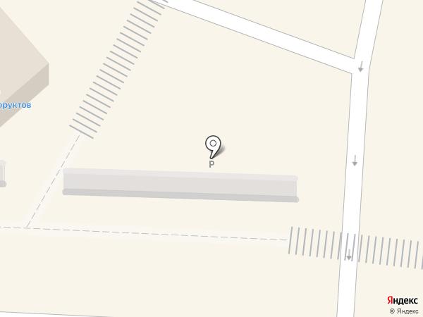 EcoPlace на карте Хабаровска