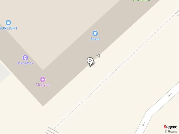 Лаборатория Хэнд-мэйд на карте Хабаровска