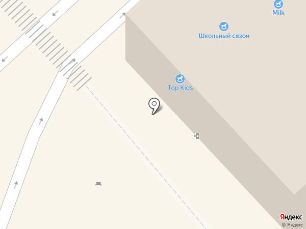 Бубль Гум на карте Хабаровска