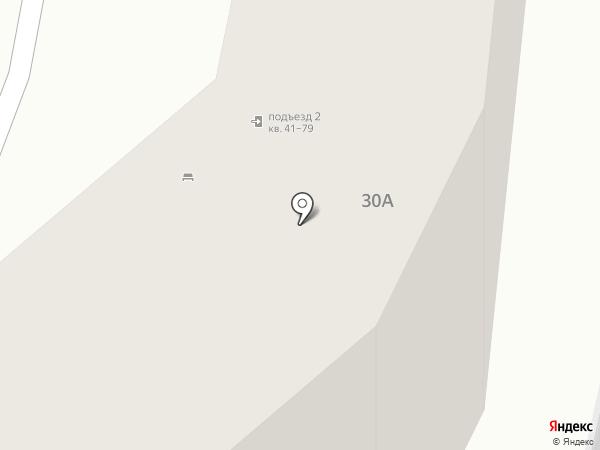 Водник, ТСЖ на карте Хабаровска
